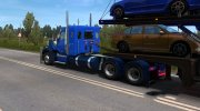 Kenworth W990 for Euro Truck Simulator 2 miniature 2