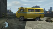 УАЗ 3962 Милиция ЭССР for GTA 4 miniature 15