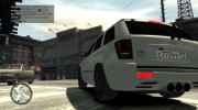 Jeep Grand Cherokee SRT8 для GTA 4 миниатюра 8
