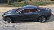 2012 Aston Martin Vanquish for GTA 5 miniature 5