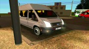 Ford Transit for GTA San Andreas miniature 1