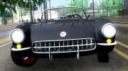 Corvette C1 1962 for GTA San Andreas miniature 6