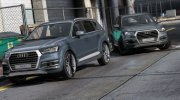 Audi Q7 Comfort Line for GTA 5 miniature 3