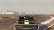 DeLorean DMC-12 for GTA 5 miniature 6
