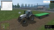 Joskin Wago Trailed 10m Autoloader v 1.0 for Farming Simulator 2015 miniature 4
