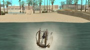 HL2 Airboat for GTA San Andreas miniature 3