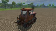 ДТ-75М for Farming Simulator 2013 miniature 3
