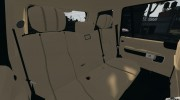 Land Rover Supercharged 2012 v1.5 для GTA 4 миниатюра 7