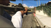 H&K MP7 for GTA 5 miniature 6