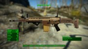 FN SCAR 17s for Fallout 4 miniature 1