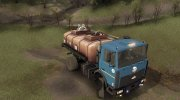 МАЗ 5434 SV «Лесовоз» v1.2 for Spintires 2014 miniature 4