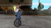 Unicycle for GTA San Andreas miniature 5