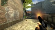 Black p228 with wood grip for Counter-Strike Source miniature 2