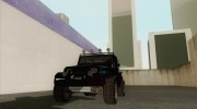 Jeep Wrangler '86 для GTA San Andreas миниатюра 1