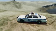 Ford Crown Victoria Police for GTA 4 miniature 2