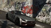 Mercedes-Benz AMG GT S Mansory for GTA 5 miniature 1