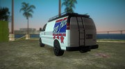 GMC Savanna Top Fun for GTA Vice City miniature 4