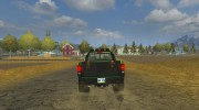 Dodge Ram 4x4 Forest for Farming Simulator 2013 miniature 12