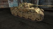 Panther II от kamutator for World Of Tanks miniature 5