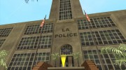 The Los Angeles Police Department для GTA San Andreas миниатюра 2
