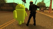 Android Robot for GTA San Andreas miniature 3
