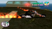 Ghost Rider Mod for GTA Vice City miniature 3