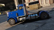 Peterbilt 289 for GTA 5 miniature 5