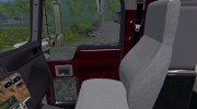 Kenworth W900L for Farming Simulator 2015 miniature 14