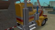 Peterbilt 359 Dumper for GTA Vice City miniature 4