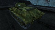 T-34 5 for World Of Tanks miniature 2