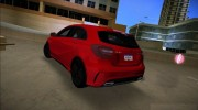 Mercedes-Benz A45 AMG 2012 for GTA Vice City miniature 3