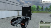 DAF XF 105 510 v 1.1 for Farming Simulator 2013 miniature 5