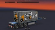 Mod GameModding trailer by Vexillum v.2.0 для Euro Truck Simulator 2 миниатюра 11
