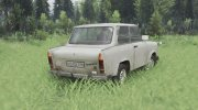 Trabant 601 for Spintires 2014 miniature 3