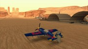 Extra 300L Besenyei Péter RED BULL for GTA San Andreas miniature 1
