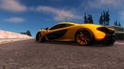 McLaren P1 Sound for GTA San Andreas miniature 2