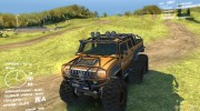 Hummer H2 SUT 6x6 for Spintires DEMO 2013 miniature 5