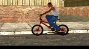 BMX Enhance for GTA San Andreas miniature 5