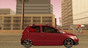 Volkswagen Fox for GTA San Andreas miniature 4