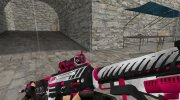 HD SG 552 «Felling Stone» for Counter Strike 1.6 miniature 1