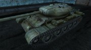 Шкурка для T-54 для World Of Tanks миниатюра 1