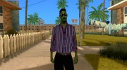 Zombie Skin - sbmyri for GTA San Andreas miniature 1