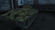 Т-34 от coldrabbit for World Of Tanks miniature 4