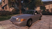 1999 Ford Crown Victoria for GTA 5 miniature 1