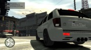 Jeep Grand Cherokee SRT8 для GTA 4 миниатюра 10