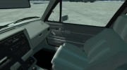 Volkswagen Rabbit 1986 для GTA 4 миниатюра 7