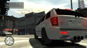 Jeep Grand Cherokee SRT8 для GTA 4 миниатюра 9