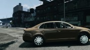 Volkswagen Jetta 2008 for GTA 4 miniature 5