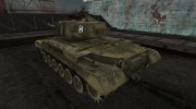 Шкурка для M46 Patton для World Of Tanks миниатюра 3