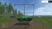 Joskin Wago Trailed 10m Autoloader v 1.0 for Farming Simulator 2015 miniature 3